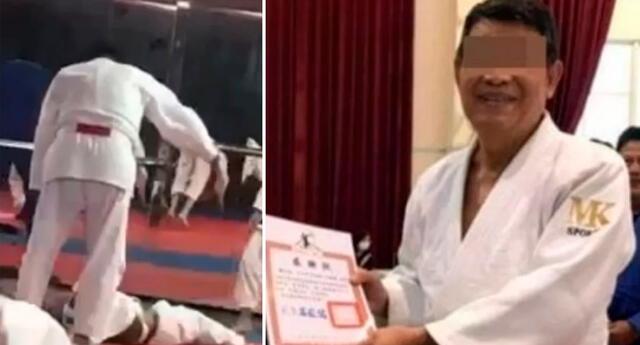 El entrenador de judo podría enfrentar cadena perpetua.