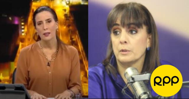Sol Carreño dio a conocer su sentir al enterarse del retiro de Patricia del Río de RPP Noticias.