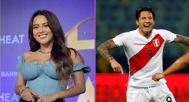 Amy Gutiérrez se sumó a la fiebre de orgullo por Gianluca Lapadula y la selección peruana.