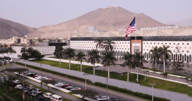 Embajada de Estados Unidos se pronuncia sobre elecciones en Perú.