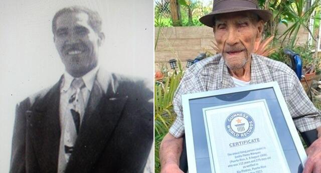 Emilio Flores Márquez nació el 8 de agosto de 1908 y es un exagricultor de caña de azúcar.