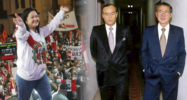 Keiko Fujimori rechaza vinculaciones con exasesor de su padre.