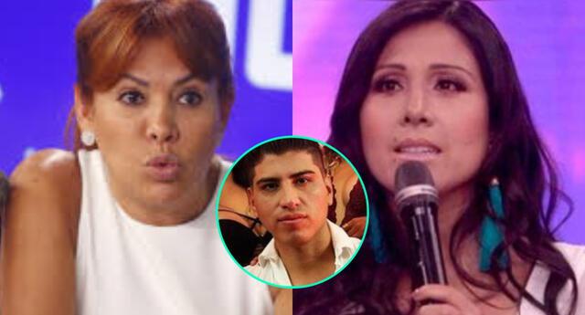 Tula Rodríguez tuvo desatinados comentarios contra Dalia Durán tras agresión de John Kelvin, y Magaly Medina no se guardó nada al mandarle una indirecta.