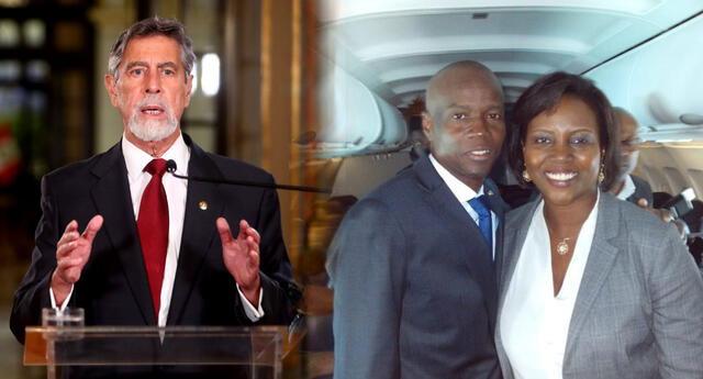 El ataque al presidente de Haití y esposa habrían ocurrido en su residencia privada.