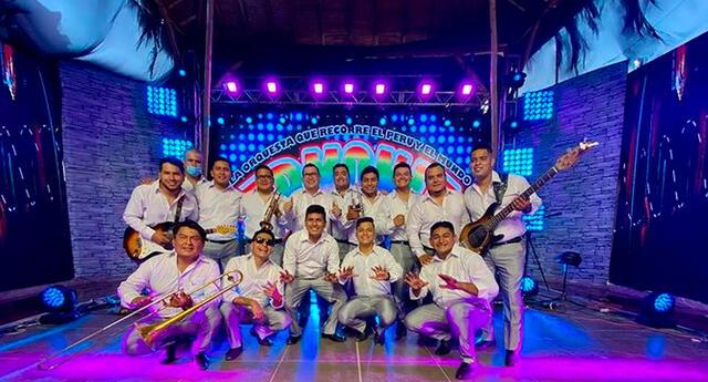 El grupo de cumbia, Armonía 10, le agradece a sus seguidores por estar ansiosos de su regreso a los escenarios.