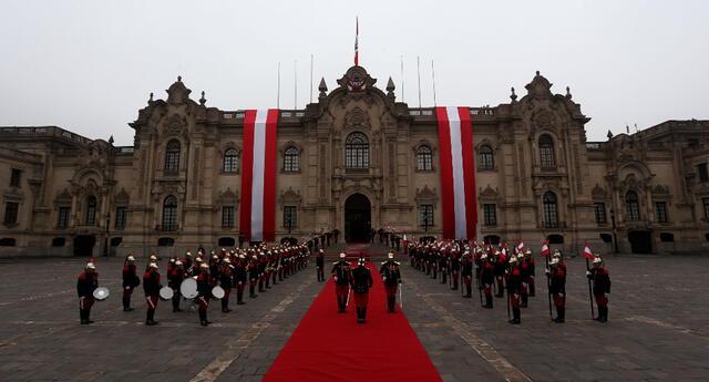 Cada 28 de julio se celebra la Independencia del Perú