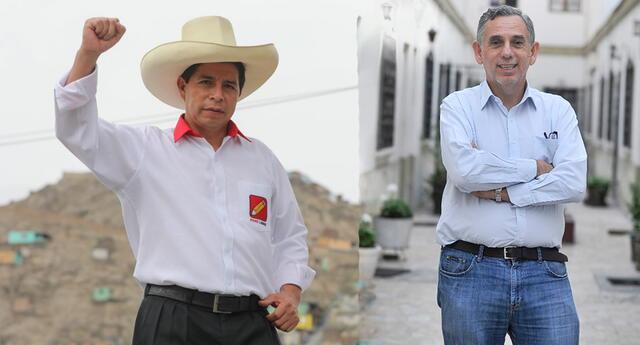 Pedro Franck sería uno de los convocados por Castillo para formar parte de su lista de ministros.