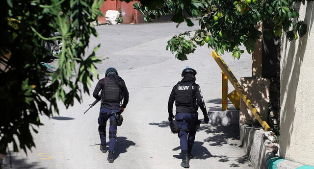 La Policía Nacional de Haití ha detenido a los supuestos atacantes del presidente de Haití.