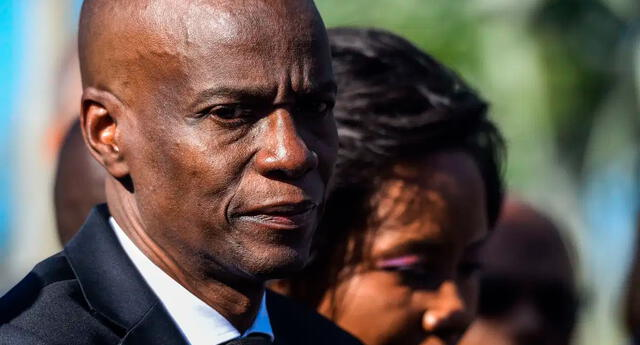 Presidente de Haití, Jovenel Moïse.