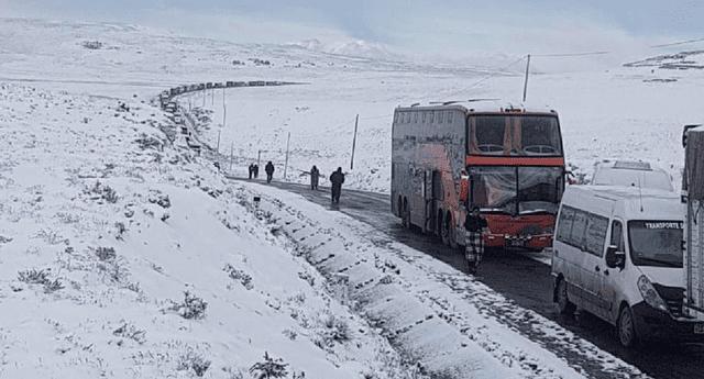 Entre las regiones afectadas están Arequipa, Cusco, Puno, Moquegua, Tacna y Apurímac