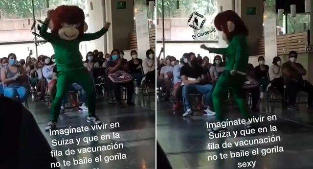 El divertido video hizo reír a miles en TikTok.
