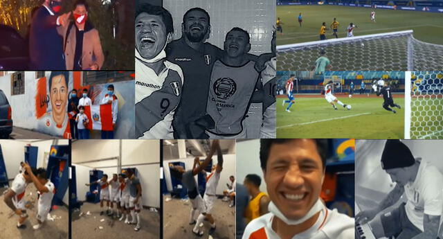 Gianluca Lapadula, delantero de la selección peruana, fue noticia en las redes sociales.