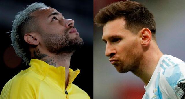 Sigue todas las incidencias del Argentina vs Brasil en la Copa América 2021 por El Popular.