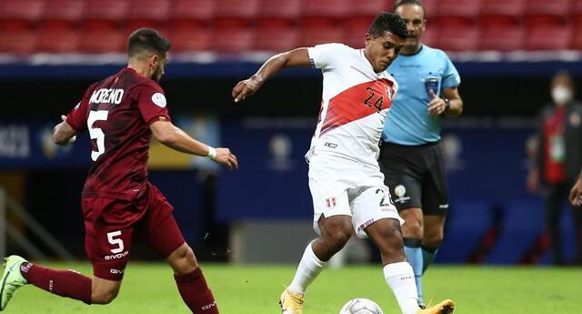 DT Duilio Cisneros hizo de todo para que Raziel García no deje el fútbol. Hoy brilla en la Selección Peruana.
