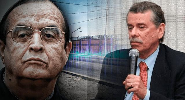 Vladimiro Montesinos se refiere a Fernando Rospigliosi en nuevos audios