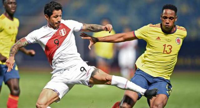 Entérate día, horario y canales para ver el partido de Perú vs. Colombia.