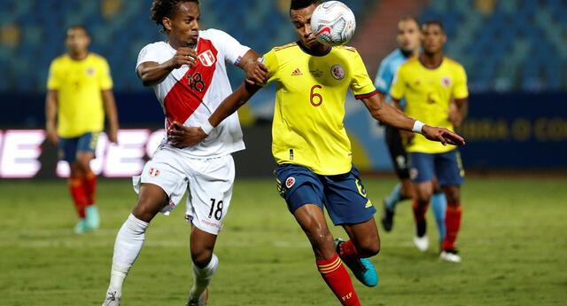 Perú ha ocupado el tercer lugar de la Copa América el doble de veces que lo ha hecho Colombia. Foto: EFE