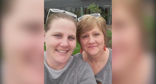 Tricia Jones, de 45 años, murió tras contagiarse de la variante Delta del COVID-19. Por temor no había querido vacunarse.