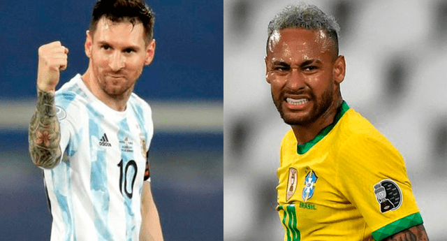 Argentina vs Brasil por la final Copa América 2021