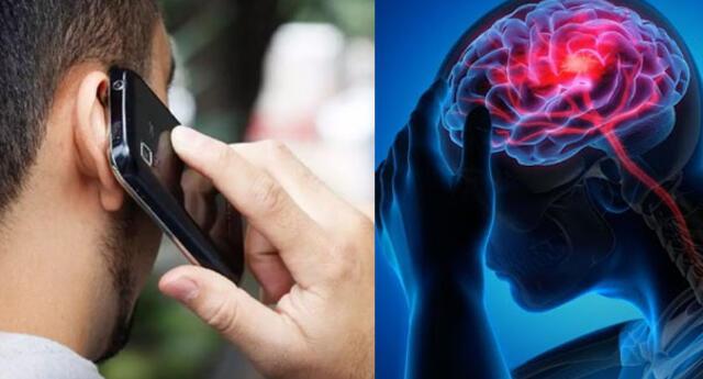 EE. UU.: científicos alertan que la radicación de los celulares podría provocar tumores cerebrales.