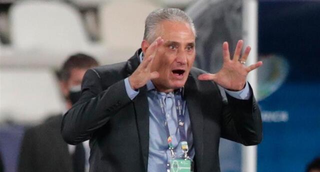 Tite no cree que su selección asuste a Argentina.