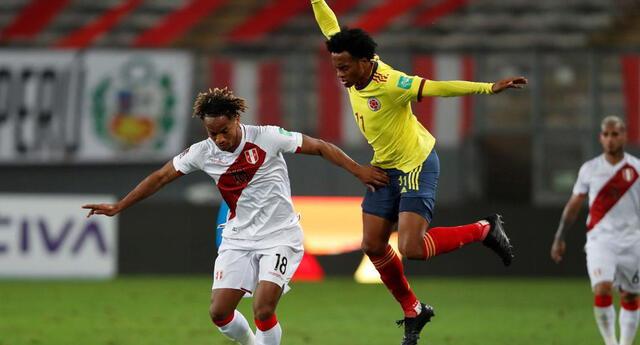 Carrillo vuelve al ataque peruano y se espera repetir la victoria conseguida en la etapa de grupo ante Colombia.