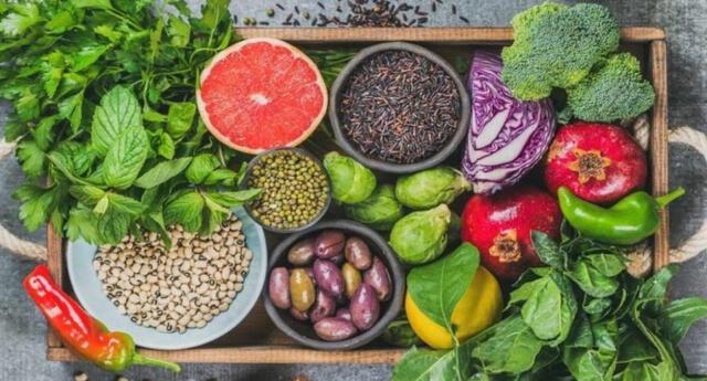 Estos alimentos ayudan en la prevención del cáncer.