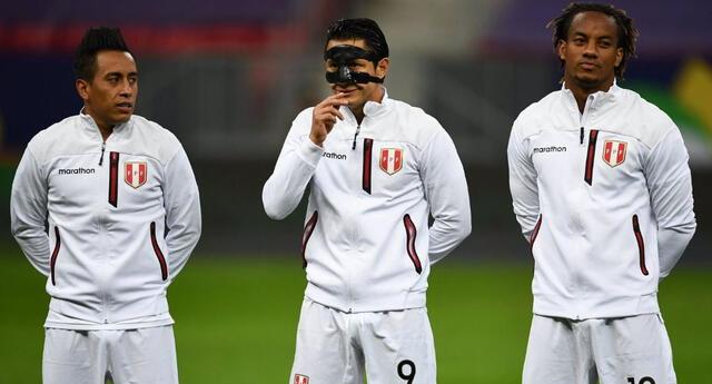 """Conmebol elogió a Christian Cueva, Gianluca Lapadula y André Carrillo: """"Los tres mosqueteros"""""""