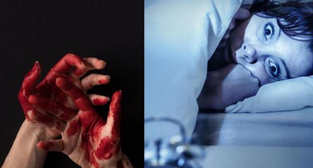 ¿Sueños con sangre de otra persona? Entérate aquí su significado.