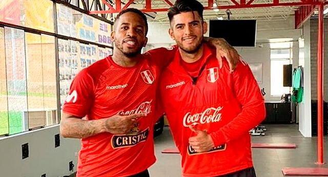 Farfán y Zambrano no fueron convocados por Gareca para la Copa América 2021.