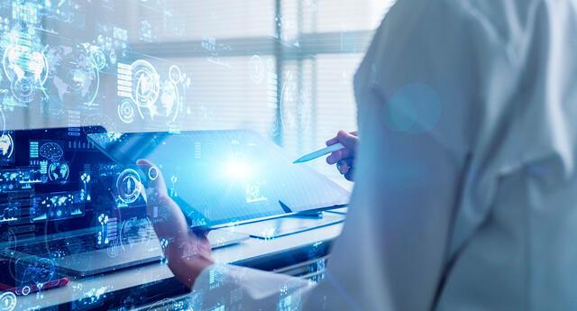 Ideas tecnológicas para el sector salud.