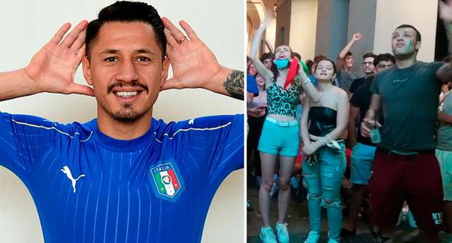 El Bambino estuvo jugando en la selección italiana desde el 2016 hasta el 2020.