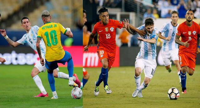 Argentina venció a Brasil en la final de Copa América 2021 e hinchas chilenos se pronunciaron.