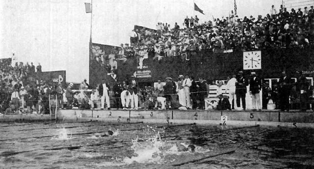 Juegos Olímpicos de Amsterdam 1928.