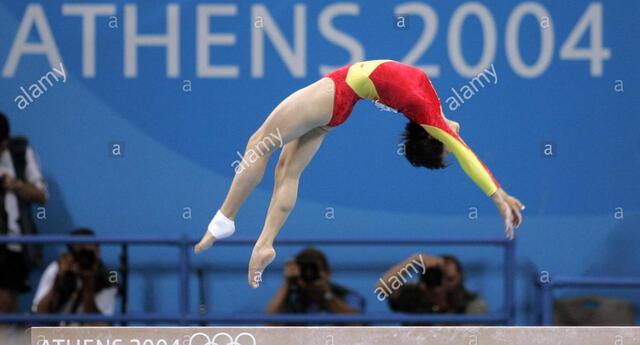 Los Juegos Olímpicos de Atenas 2004 fue todo un suceso.