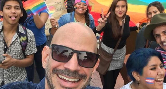 Ricardo Morán opinó sobre la identidad de género