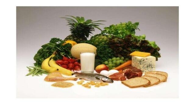 Las vitaminas las encuentras en los alimentos naturales.