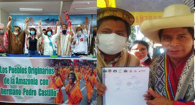 Los pueblos originarios de la Amazonía piden que nombren a Martina Portocarrero como ministra de Cultura