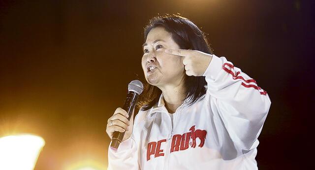 Fuerza Popular apelará proclamación de Pedro Castillo