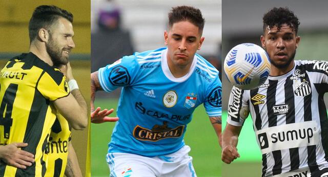 Sigue todas las incidencias de la Copa Sudamericana 2021 por El Popular.