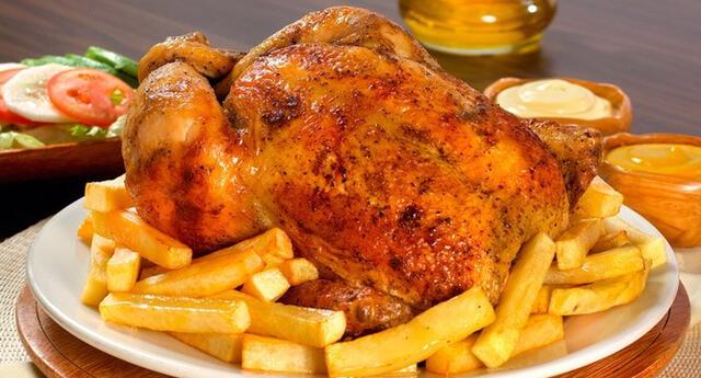 El día del Pollo a la Brasa es uno de lo más queridos en todo el Perú. Foto: difusión