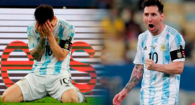 Lionel Messi fue criticado desde México.