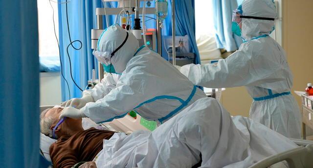 12 personas murieron en un hospital en La Habana, Cuba.