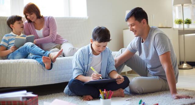 Psicología: 5 consejos para mejorar la relación padres-hijos durante la pandemia