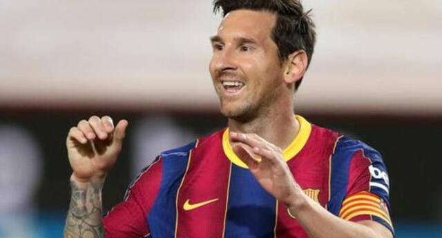 Lionel Messi se quedaría en el Barcelona y llegaría con ritmo de competencia para el mundial Qatar 2022. Foto: difusión