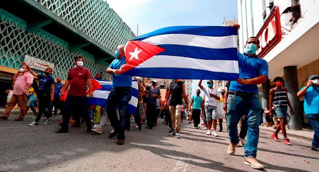 """El número dos del chavismo envió su solidaridad a Cuba ante lo que consideró una nueva acción del """"imperialismo"""" contra la isla caribeña. Foto: EFE"""