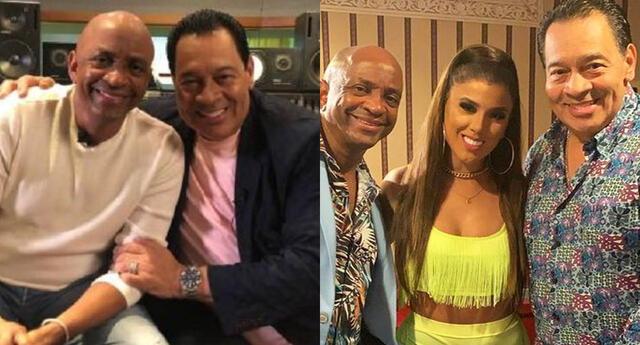 Sergio George negó que su distanciamiento con Tito Nieves se deba a Yahaira Plasencia, y le mandó sus mejores deseos a su examigo.