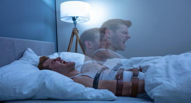 La parálisis del sueño ocurre en la fase REM del sueño.