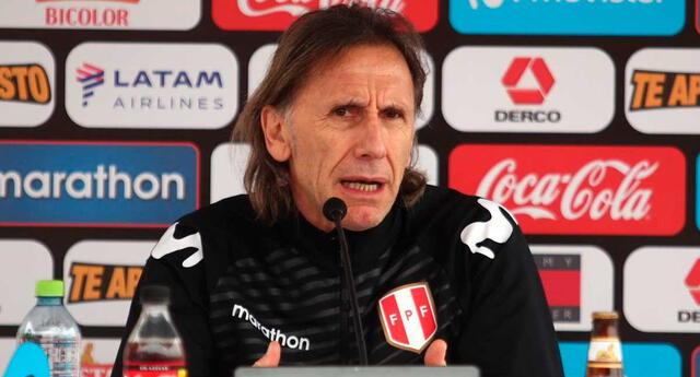 Las mejores frases de Ricardo Gareca en conferencia de prensa hoy 16 de junio en La Videna.