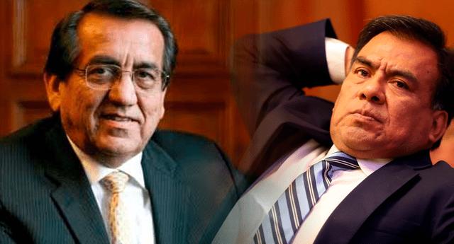 Subcomisión del Congreso rechazó denuncias contra Jorge Del Castillo y Velásquez Quesquén.